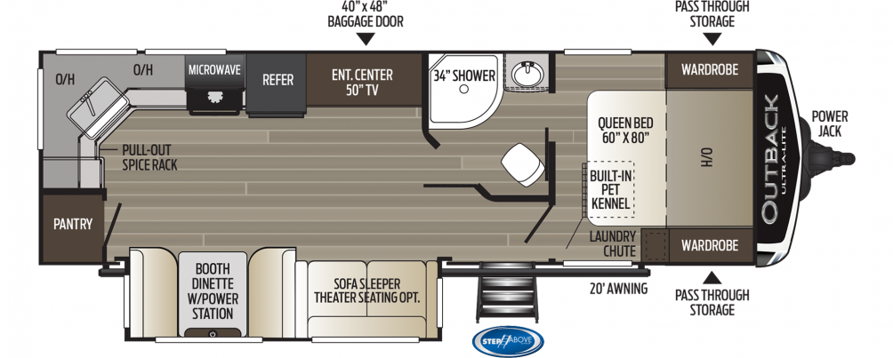 0-outback-ultra-lite-260uml-floor-plan
