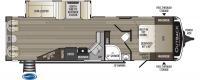2020 Outback Ultra Lite 299URL Floor Plan
