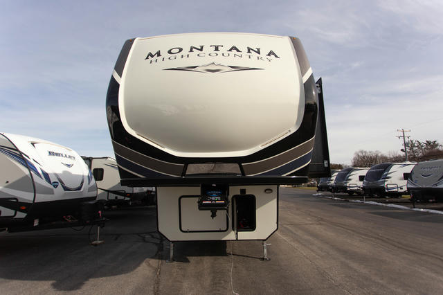 2020 Montana High Country 372RD