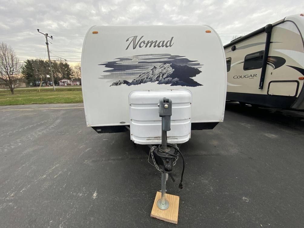 2012 Nomad 260