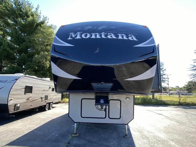 2014 Montana 318RE