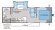 2016 Jay Flight 24RBS Floor Plan