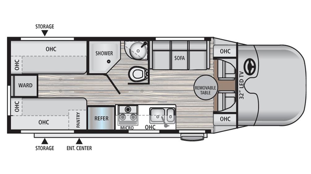 2016 REV 24TB Floor Plan