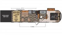 2017 Voltage 2951 Floor Plan