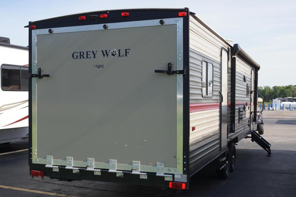 2018 Grey Wolf 27RR