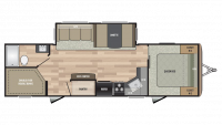 2019 Springdale 280BH Floor Plan