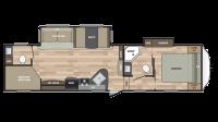 2019 Springdale 300FWBH Floor Plan