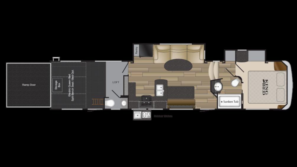 2018 Torque TQ371 Floor Plan