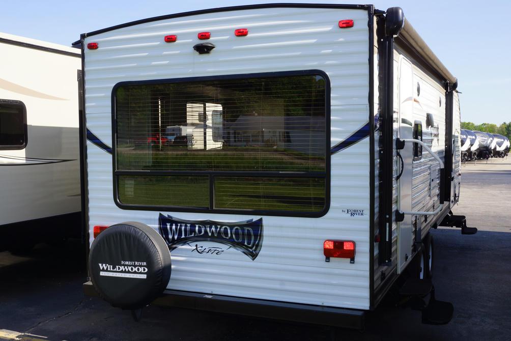 2018 Wildwood X-Lite 254RLXL