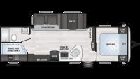 2019 Springdale 270BH Floor Plan
