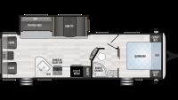 2019 Springdale 271RL Floor Plan