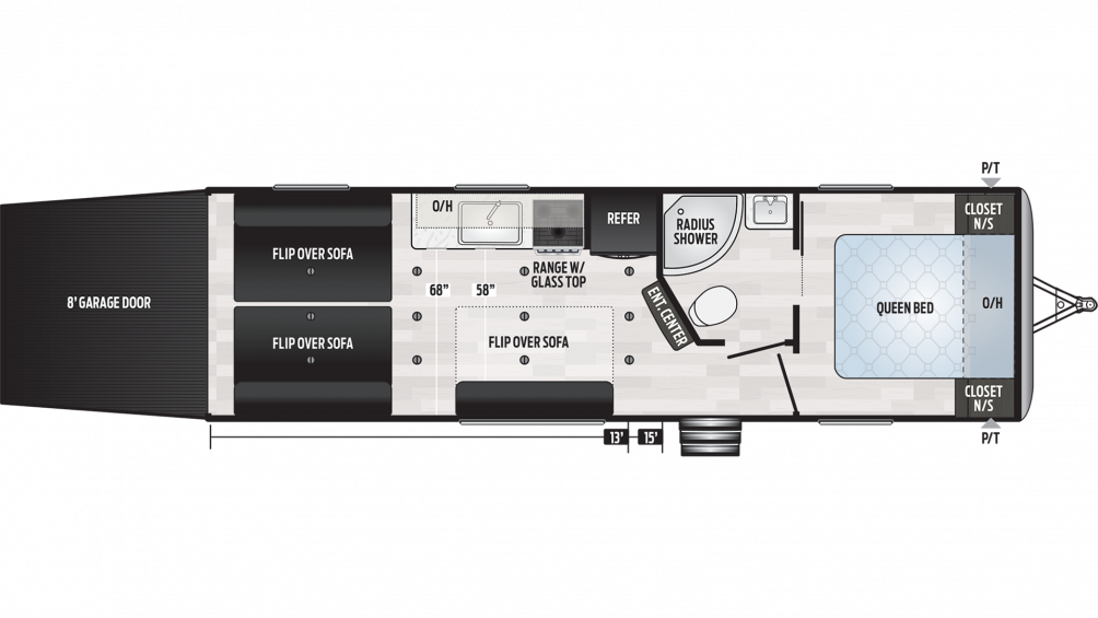 2019 Springdale 27TH Floor Plan Img