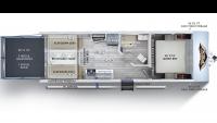 2019 Wildwood FSX 210RT Floor Plan
