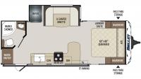 2020 Bullet 221RBS Floor Plan