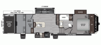 2020 Carbon 347 Floor Plan