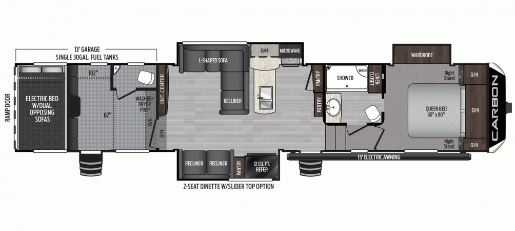 2020 Carbon 403 Floor Plan Img