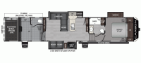 2020 Carbon 403 Floor Plan