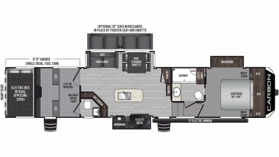 2020 Carbon 417 Floor Plan Img