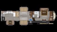 2020 Montana 3700LK Floor Plan