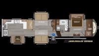 2020 Montana 3701LK Floor Plan