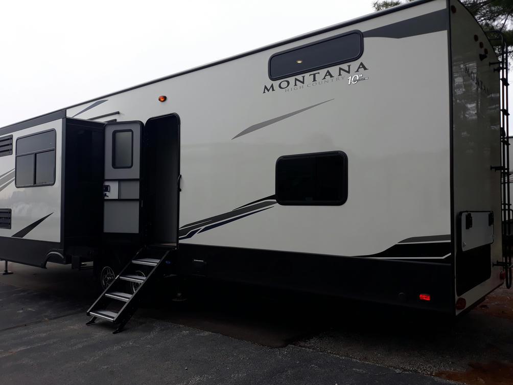 2020 Montana High Country 376FL