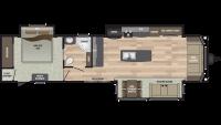 2020 Residence 40MKTS Floor Plan