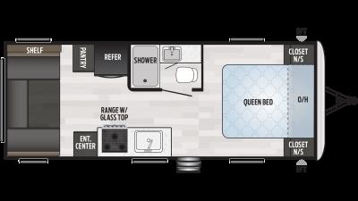 2020 Springdale 202RD Floor Plan Img