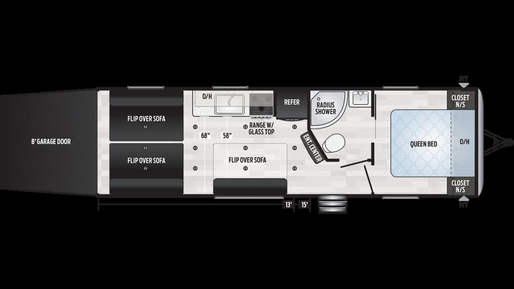 2020 Springdale 27TH Floor Plan Img