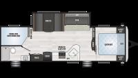 2020 Springdale 282BH Floor Plan