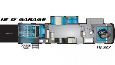 2020 Torque TQ327 Floor Plan Img