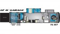 2020 Torque TQ327 Floor Plan