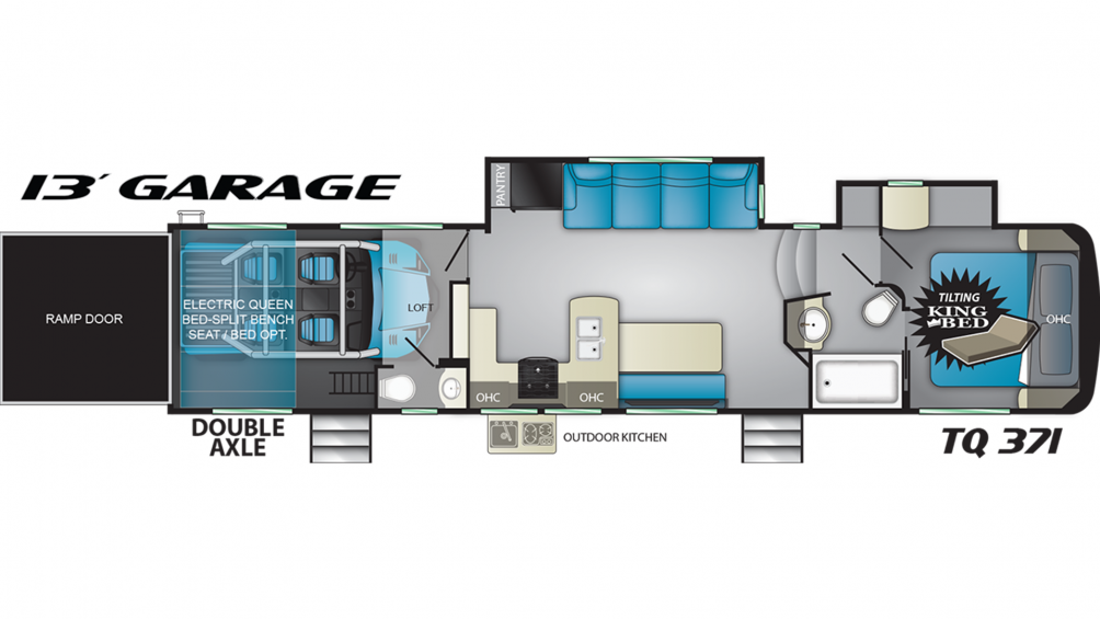 Torque TQ371 Floor Plan - 2020