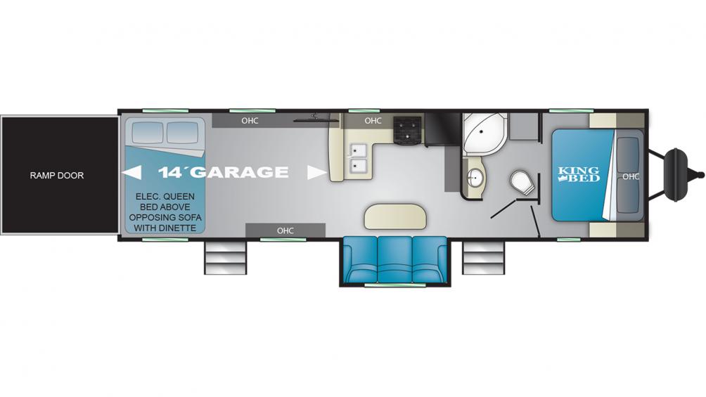 2020 Torque XLT T314 Floor Plan Img