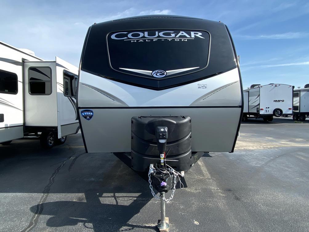 2021 Cougar Half Ton 22RBS