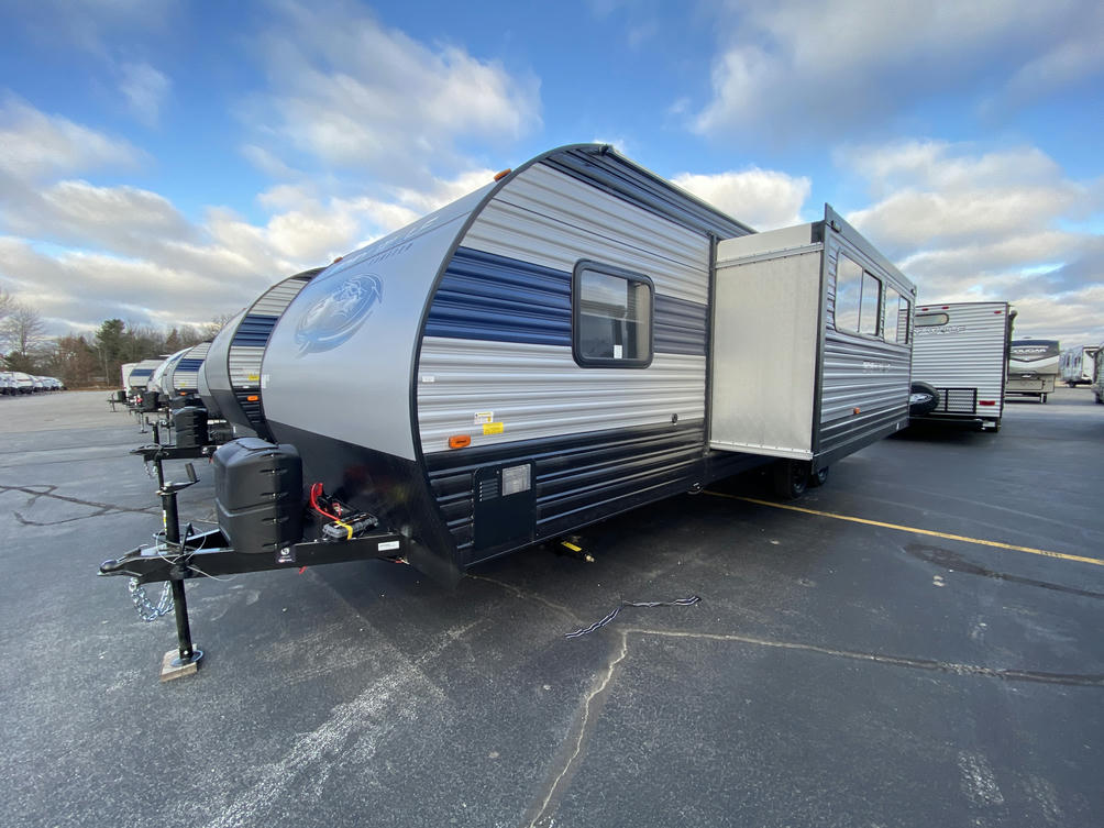 2021 Forest River Grey Wolf 26DBH For Sale New: 1760090