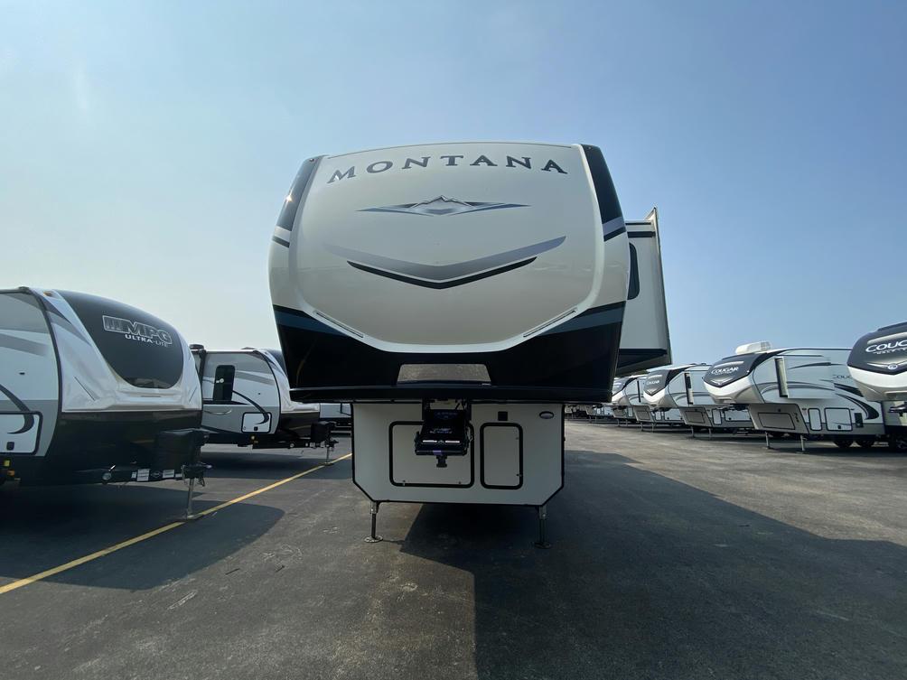 2021 Montana 3790RD