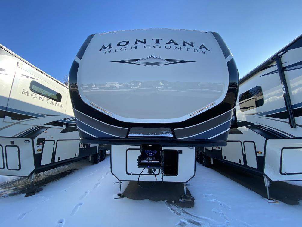 2021 Montana High Country 372RD