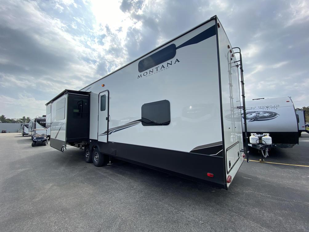 2021 Montana High Country 377FL