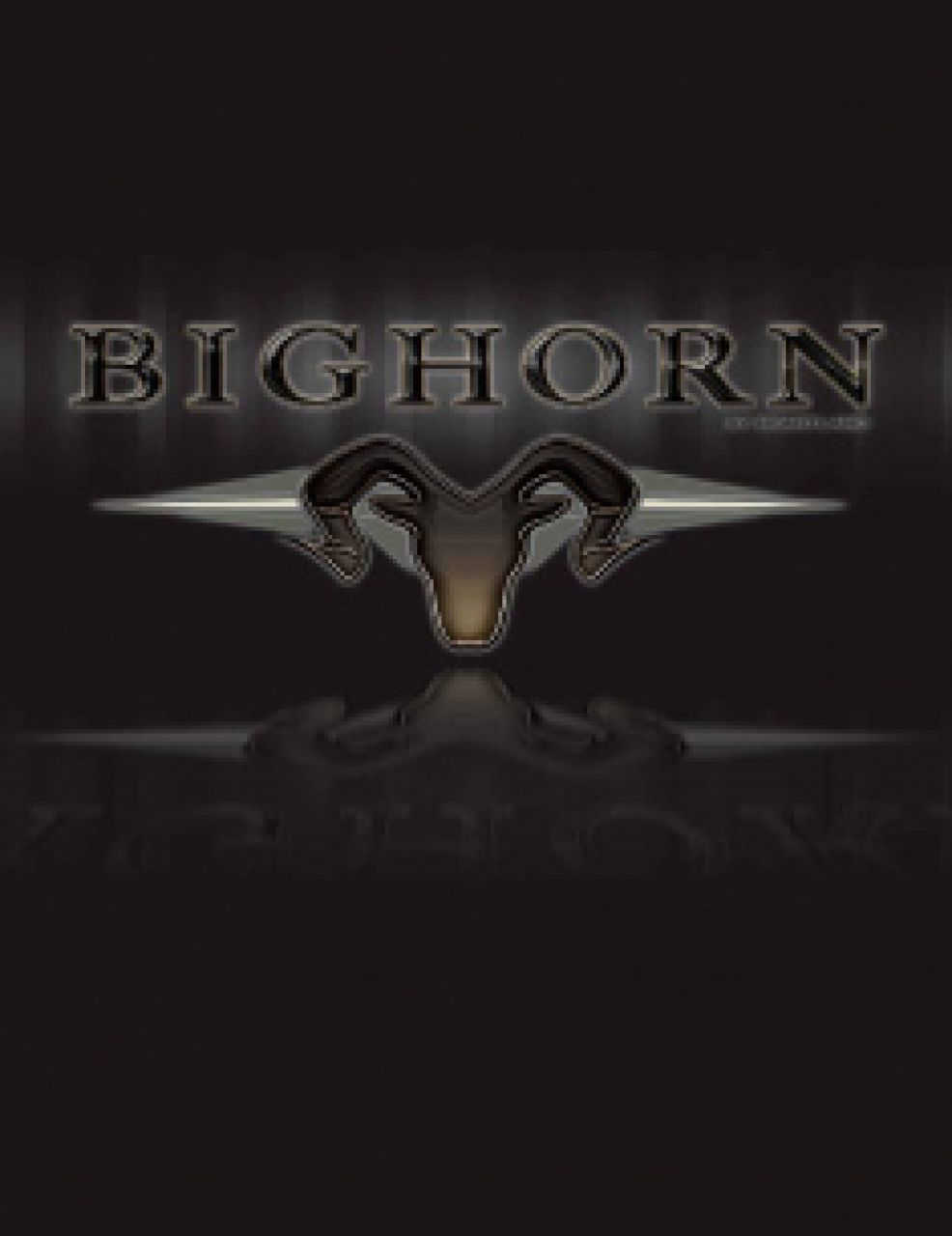 2019 Heartland Bighorn RV Brochure Cover