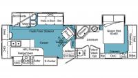 2005 Cameo LXI 32RIK3 Floor Plan