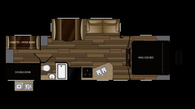 2019 Cruiser MPG 2800QB