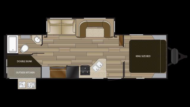 2019 Cruiser MPG 2750BH