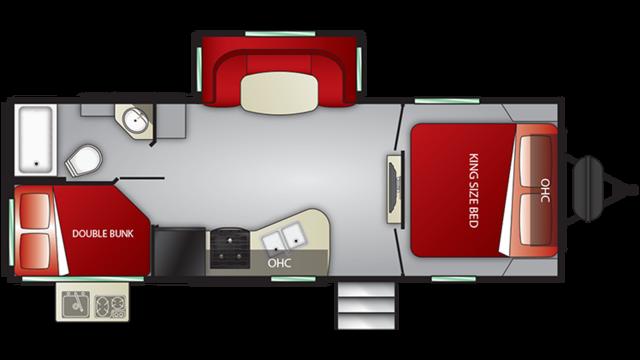 2019 Cruiser MPG 2400BH