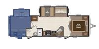 Den Area Floor Plan