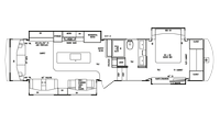 2019 Mobile Suites Aire 38 Floor Plan