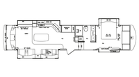 2019 Mobile Suites Aire 40 Floor Plan