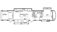 2019 Full House JX450 Floor Plan