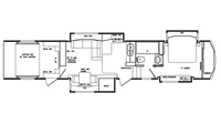 2019 Full House LX450 Floor Plan