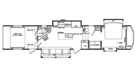 2019 Full House LX455 Floor Plan