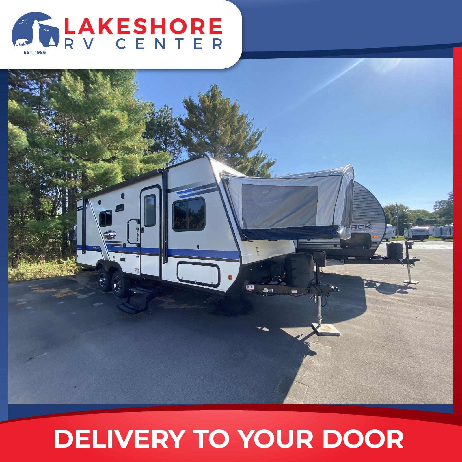 2019 jayco jay feather 23rb camper